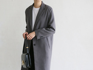 drop long jacket (3c)