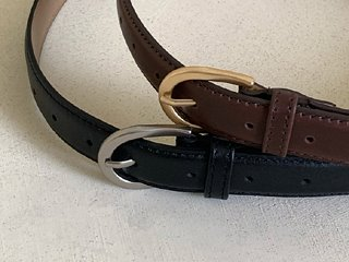 volume leather belt (2c)