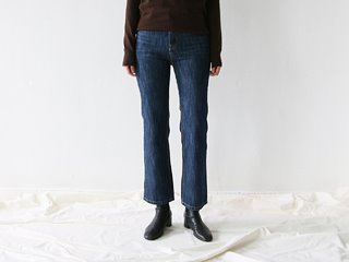 slup denim pants
