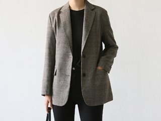dark check jacket (2c)
