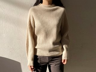 wholegarment mute knit (4c)