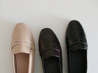 day leather loafer (3c)  리얼 소가죽 로퍼
