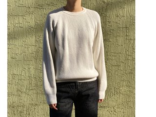 tag wool knit (3c)