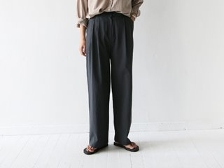 cafe cotton pants (4c)