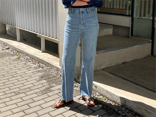 normal denim pants (2c)